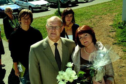 Góðir gestir – Family reunion
