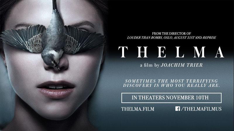 Thelma - yfirnáttúrulegt lesbískt drama