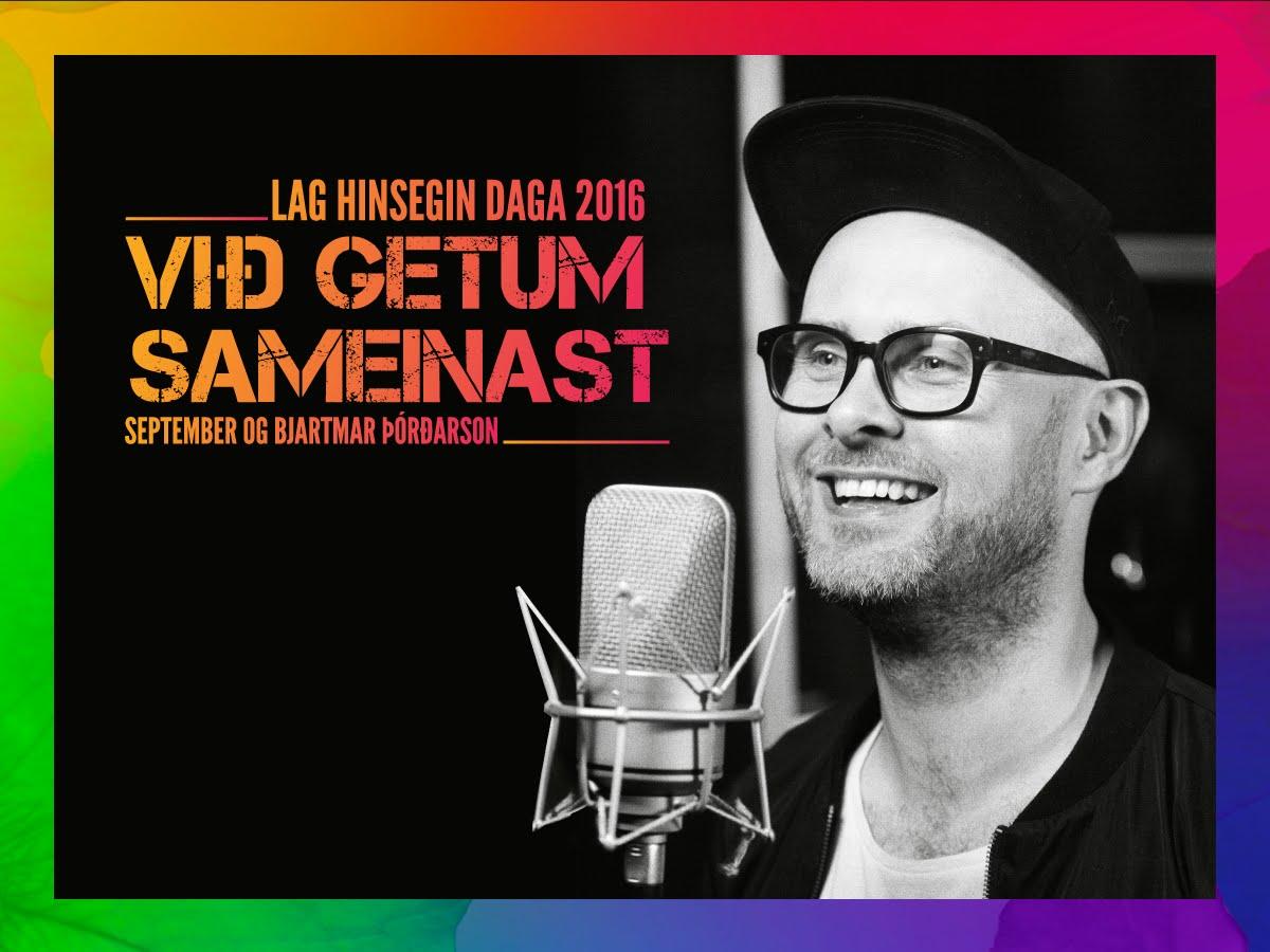 Við getum sameinast - Reykjavik Pride 2016