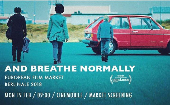 Andið eðlilega | And Breathe Normally