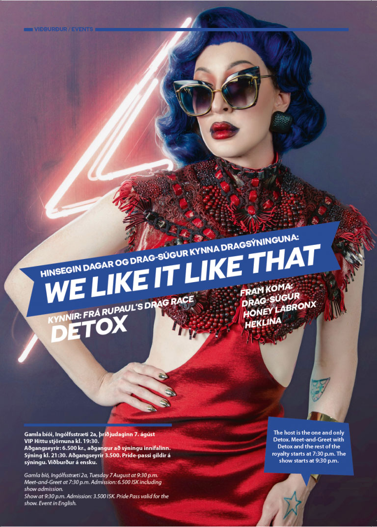 Detox - We like it like that