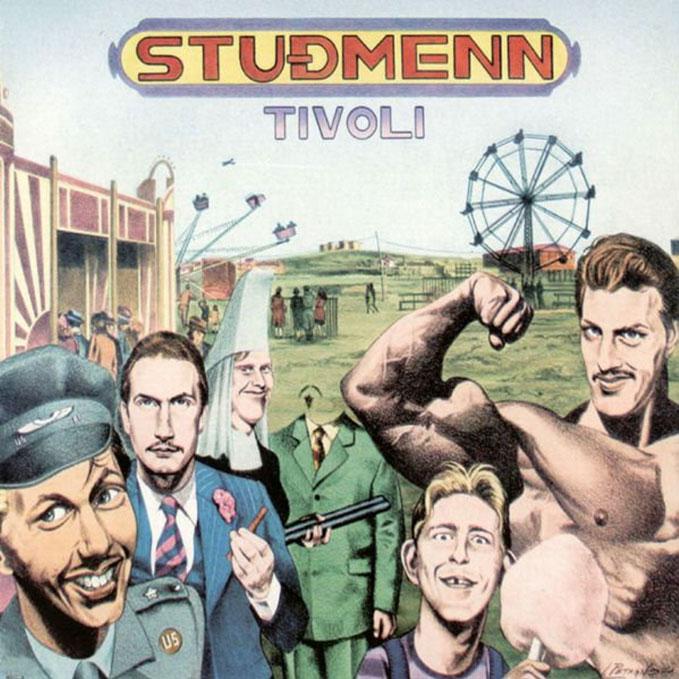 Hr. Reykjavík - Stuðmenn